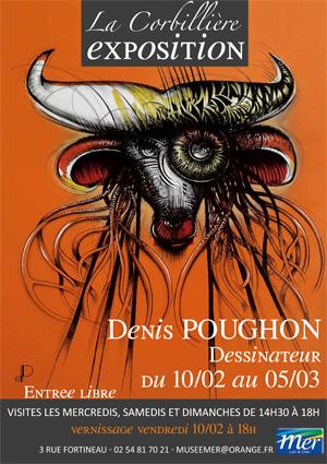 affiche A3 expo fŽvrier 2017 POUGHON v2