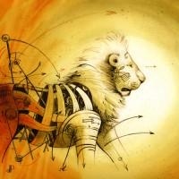 Panthera leo-Kecha