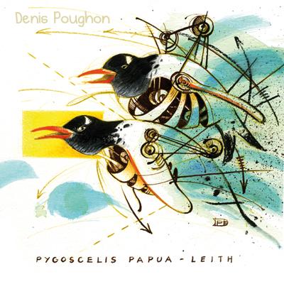 Pygoscelis Papua-Leith